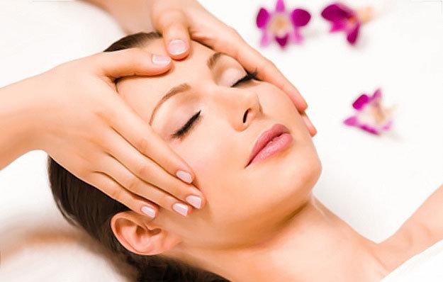 1-Head Massage